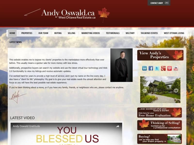 AndyOswald.ca