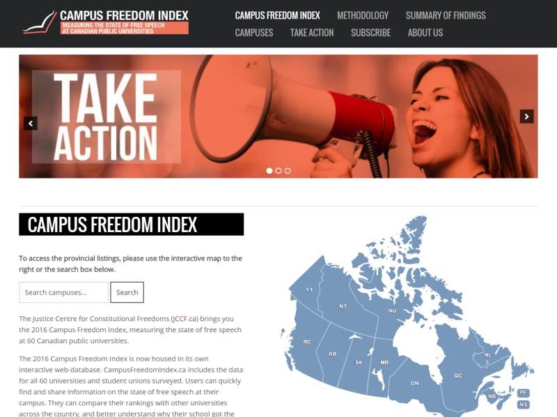 Campus Freedom Index