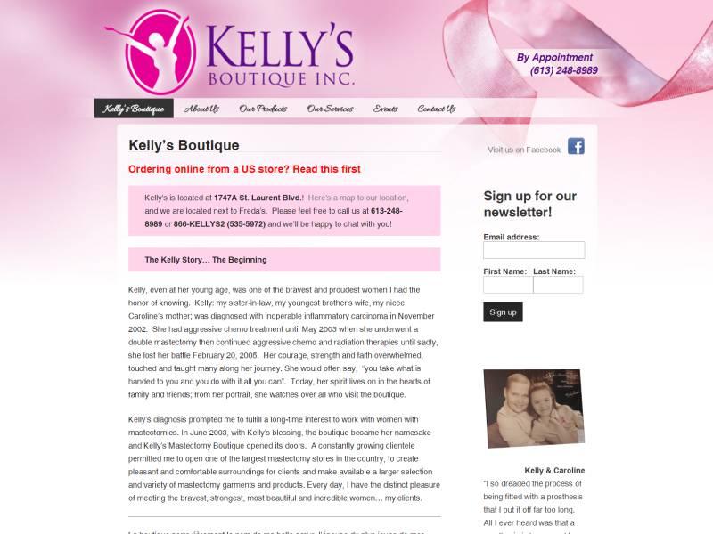 KellysBoutique.com