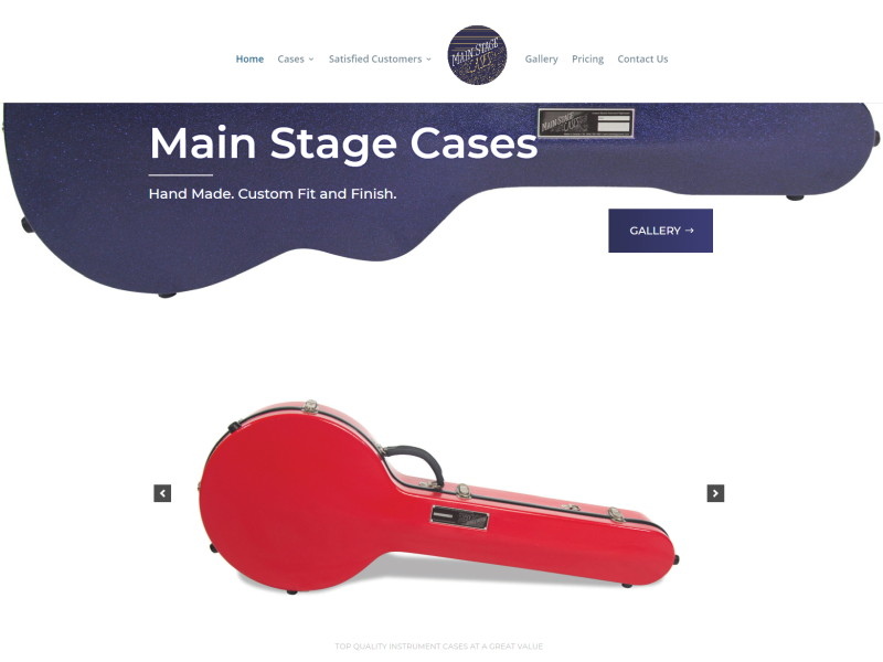 Main Stage Cases